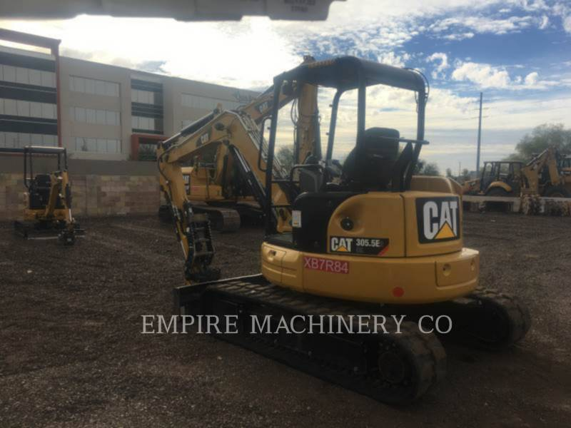 CATERPILLAR ESCAVADEIRAS 305.5E2CRT equipment  photo 3