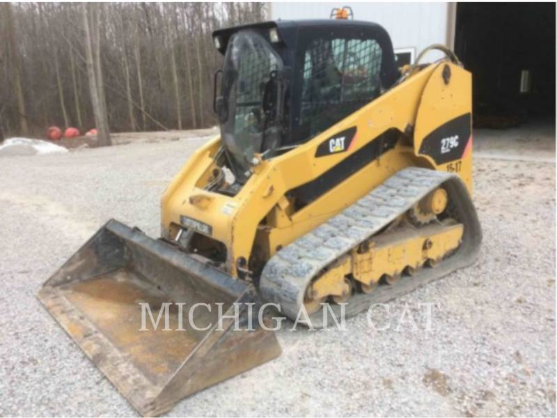 CATERPILLAR MULTI TERRAIN LOADERS 279C A2Q equipment  photo 1