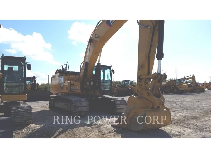 CATERPILLAR EXCAVADORAS DE CADENAS 336FLHAMER equipment  photo 2