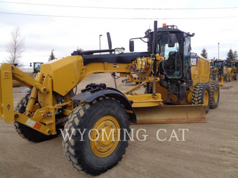 CATERPILLAR MOTORGRADER 12M2 AWD equipment  photo 1