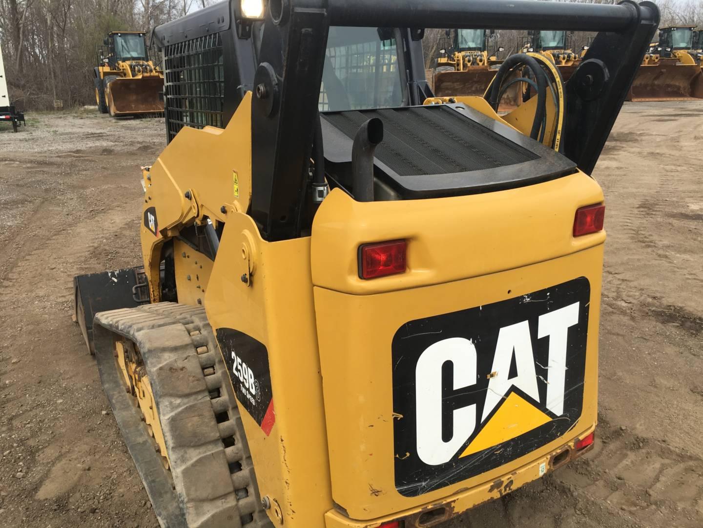 Used 2013 Caterpillar 259b3 For Sale Whayne Cat