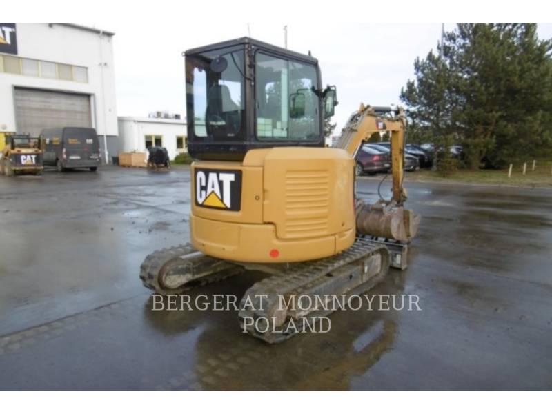 CATERPILLAR KETTEN-HYDRAULIKBAGGER 303.5E CR equipment  photo 4