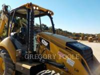 CATERPILLAR BACKHOE LOADERS 420F/HAM equipment  photo 4
