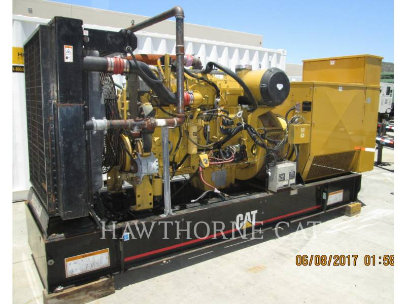 CATERPILLAR STATIONARY GENERATOR SETS 3456 ATAAC equipment  photo 2