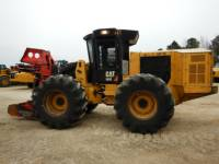Equipment photo CATERPILLAR 563C FORESTRY - FELLER BUNCHERS - WHEEL 1