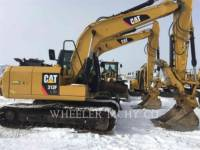 CATERPILLAR EXCAVADORAS DE CADENAS 313F GC TH equipment  photo 1