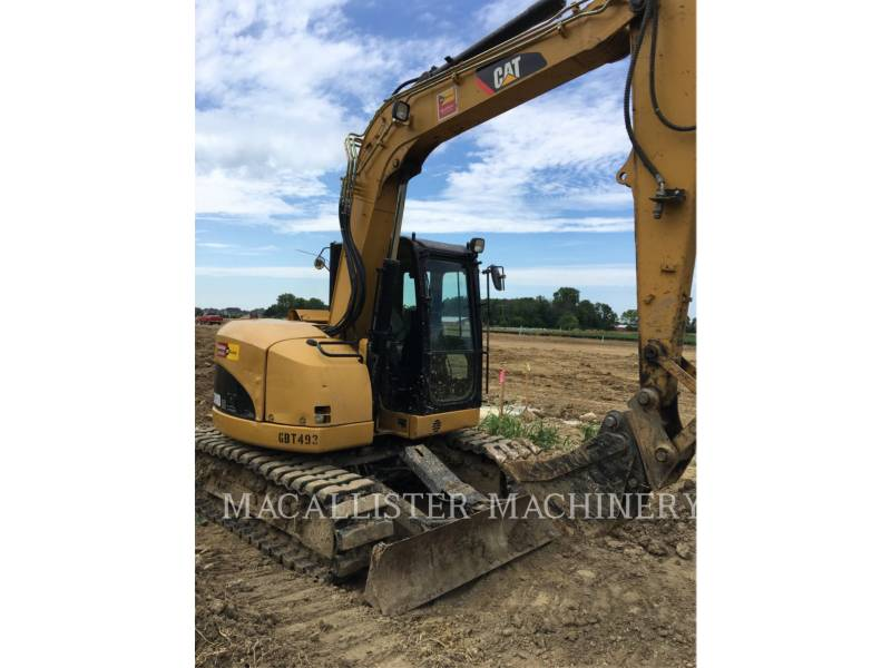 CATERPILLAR PELLES SUR CHAINES 308DCR equipment  photo 1