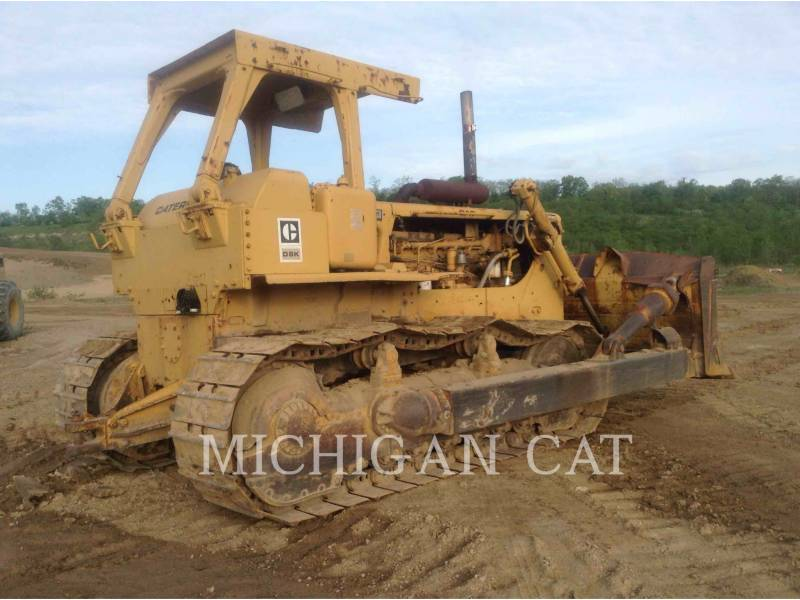 CATERPILLAR TRACTORES DE CADENAS D8K equipment  photo 3