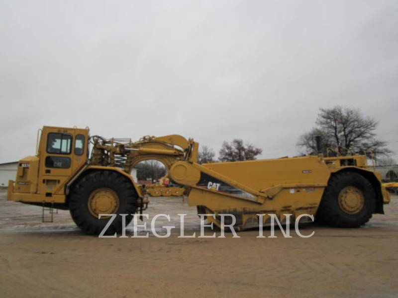 CATERPILLAR WHEEL TRACTOR SCRAPERS 637G equipment  photo 6