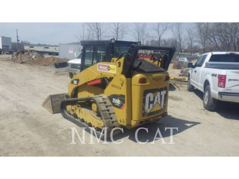 CATERPILLAR CHARGEURS TOUT TERRAIN 259B3 equipment  photo 5