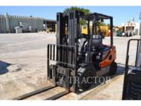 DOOSAN INFRACORE AMERICA CORP. FORKLIFTS D30S-5 equipment  photo 4