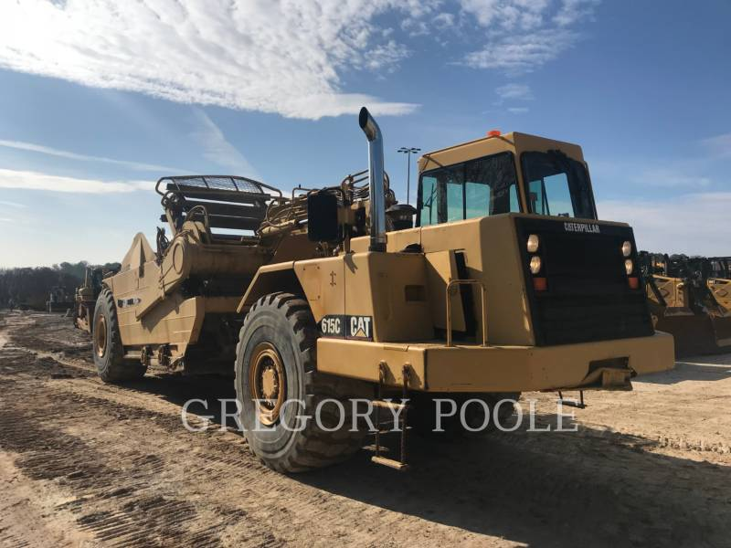 CATERPILLAR MOTOESCREPAS 615C II equipment  photo 1