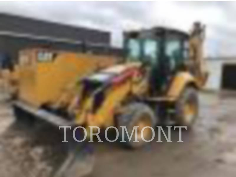 CATERPILLAR BACKHOE LOADERS 420F2ITLRC equipment  photo 1
