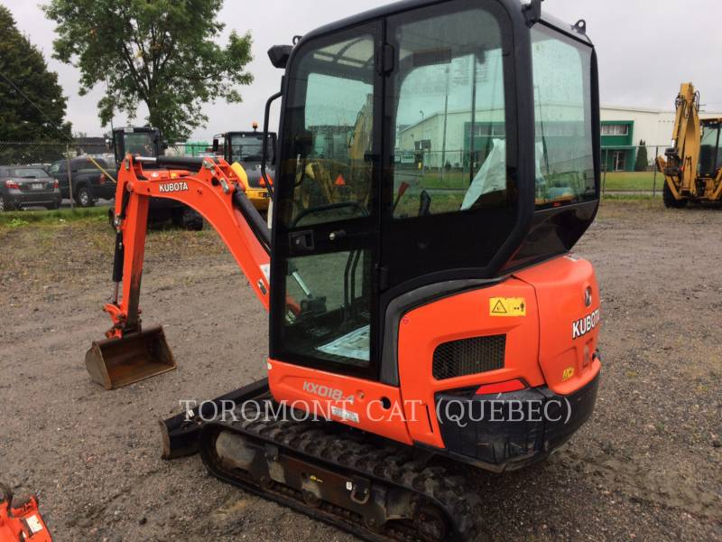 KUBOTA CORPORATION トラック油圧ショベル KX018-4 equipment  photo 6