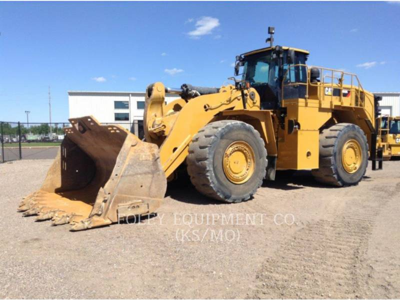 Caterpillar ÎNCĂRCĂTOR MINIER PE ROŢI 988K equipment  photo 1