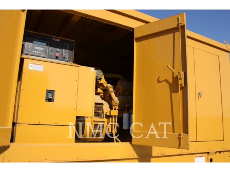 CATERPILLAR STATIONÄRE STROMAGGREGATE 3412 equipment  photo 3