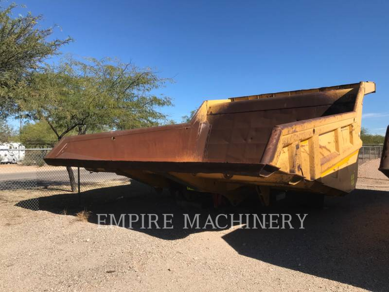 CATERPILLAR MULDENKIPPER 777F equipment  photo 3