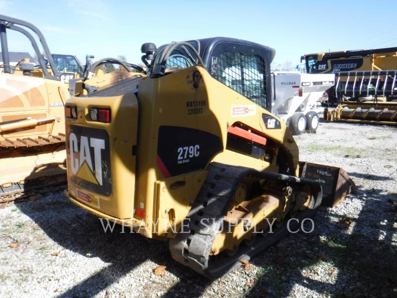CATERPILLAR MULTI TERRAIN LOADERS 279C equipment  photo 5