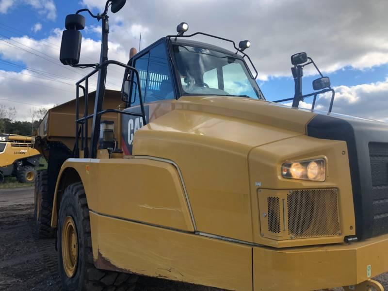 CATERPILLAR DUMPER ARTICOLATI 735 C equipment  photo 4