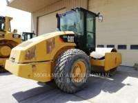 CATERPILLAR COMPACTEUR VIBRANT, MONOCYLINDRE LISSE CS 74 equipment  photo 4