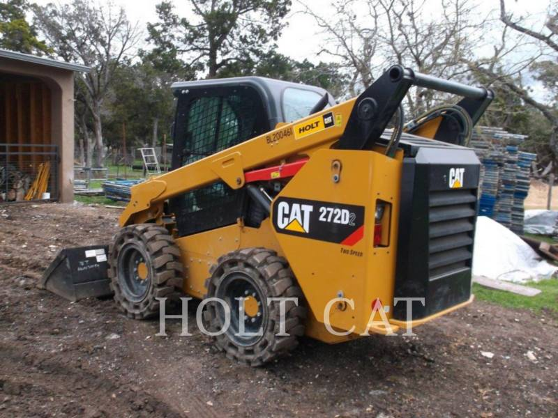 CATERPILLAR MINICARGADORAS 272D equipment  photo 3