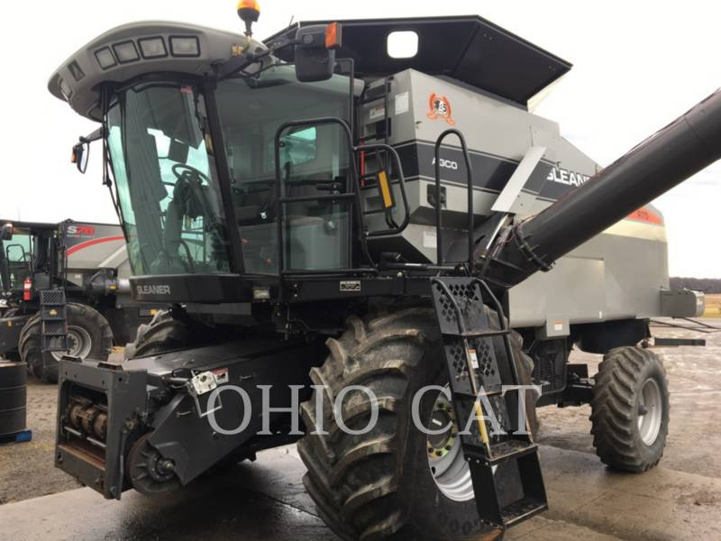 AGCO-GLEANER COMBINADOS R75 equipment  photo 4