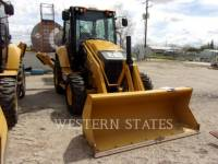 CATERPILLAR BACKHOE LOADERS 420F2 equipment  photo 2
