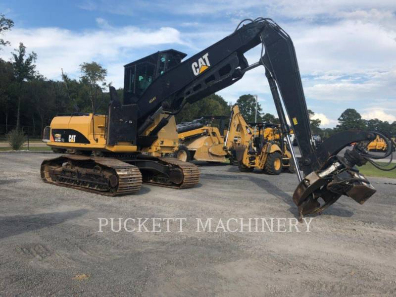 CATERPILLAR CARICATORE DI TRONCHI 320DFMLL equipment  photo 6