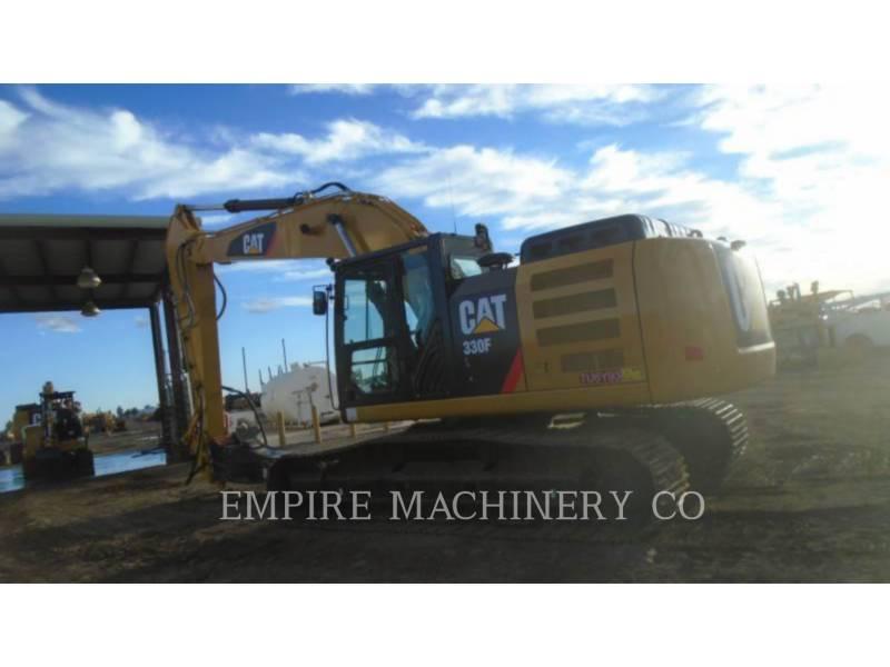 CATERPILLAR トラック油圧ショベル 330FL    P equipment  photo 3