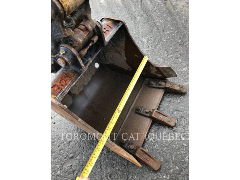 CATERPILLAR TRACK EXCAVATORS 301.7DCR equipment  photo 8