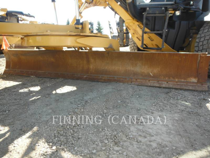 CATERPILLAR MOTOR GRADERS 160MAWD equipment  photo 7