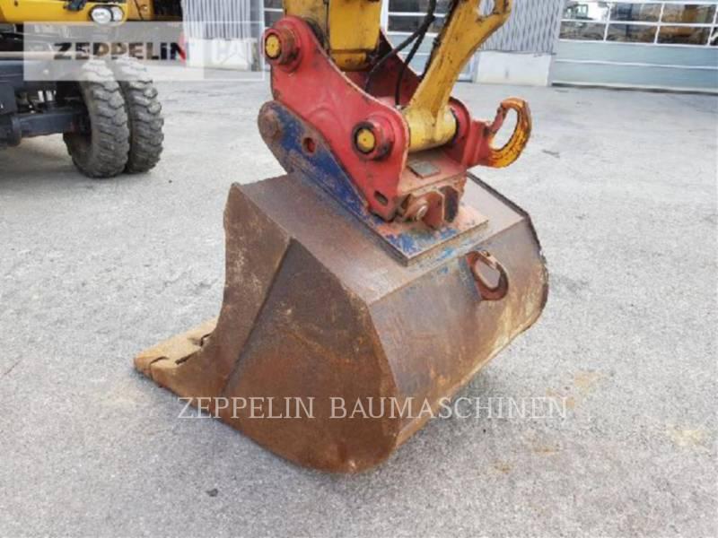 CATERPILLAR WHEEL EXCAVATORS M315D equipment  photo 19