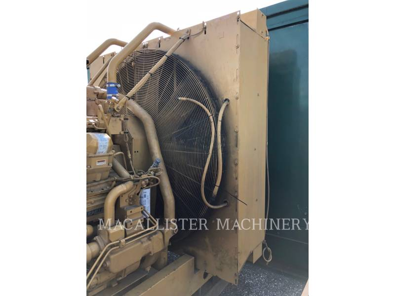 CATERPILLAR STATIONARY GENERATOR SETS 3508 equipment  photo 2