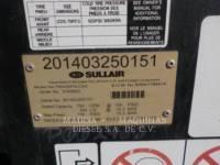 SULLAIR LUFTKOMPRESSOR (OBS) 750H DPQ   equipment  photo 6