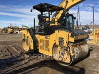 CATERPILLAR ROLO COMPACTADOR DE ASFALTO DUPLO TANDEM CB 44 B equipment  photo 2