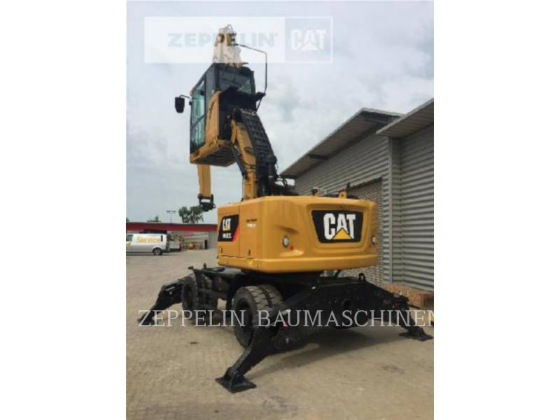 CATERPILLAR WHEEL EXCAVATORS MH3022 equipment  photo 4