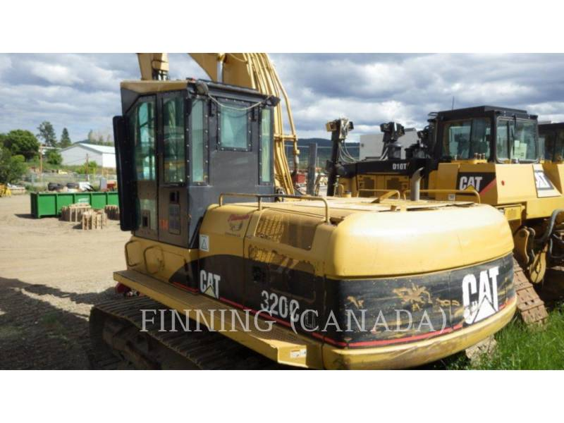 CATERPILLAR Forstwirtschaft –  Prozessor 320CFMHW equipment  photo 4
