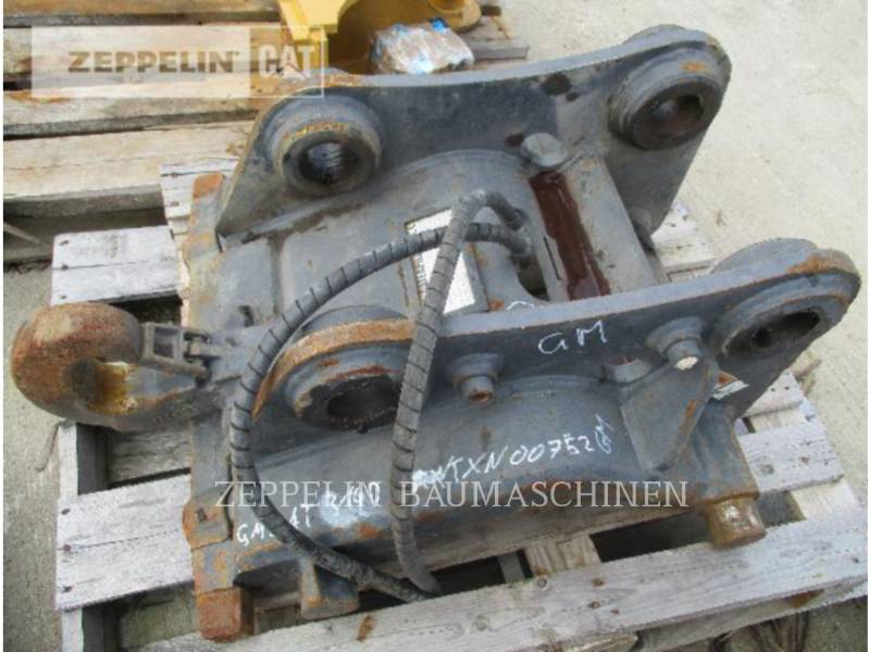 CATERPILLAR NARZ. ROB. - NARZĘDZIE ROBOCZE KOPARKO-ŁADOWARKI Primärprodukte Kompo equipment  photo 1