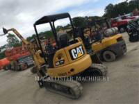 CATERPILLAR KOPARKI GĄSIENICOWE 303ECR equipment  photo 4