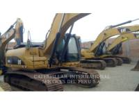 Equipment photo CATERPILLAR 329DL TRACK EXCAVATORS 1