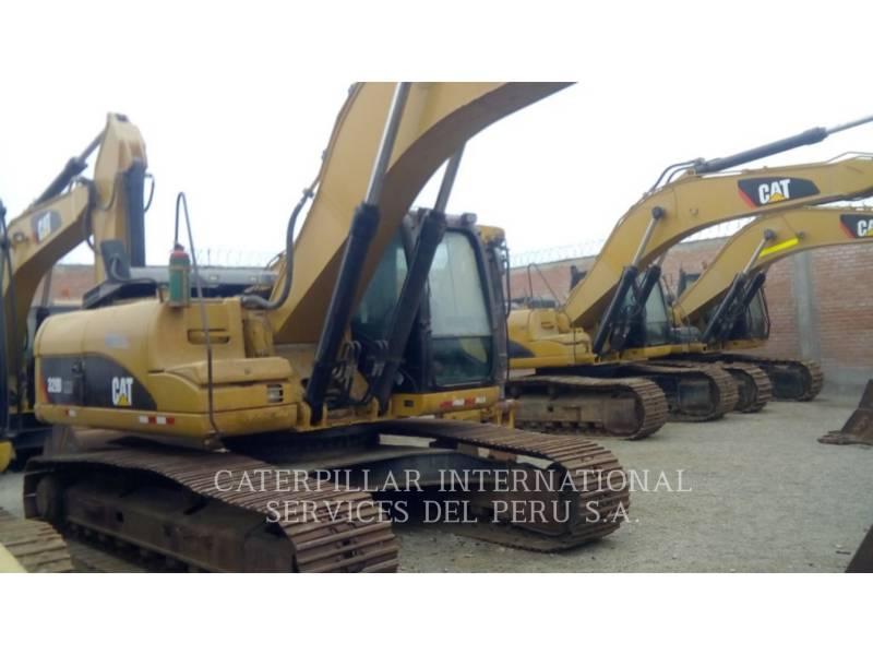 CATERPILLAR TRACK EXCAVATORS 329DL equipment  photo 1