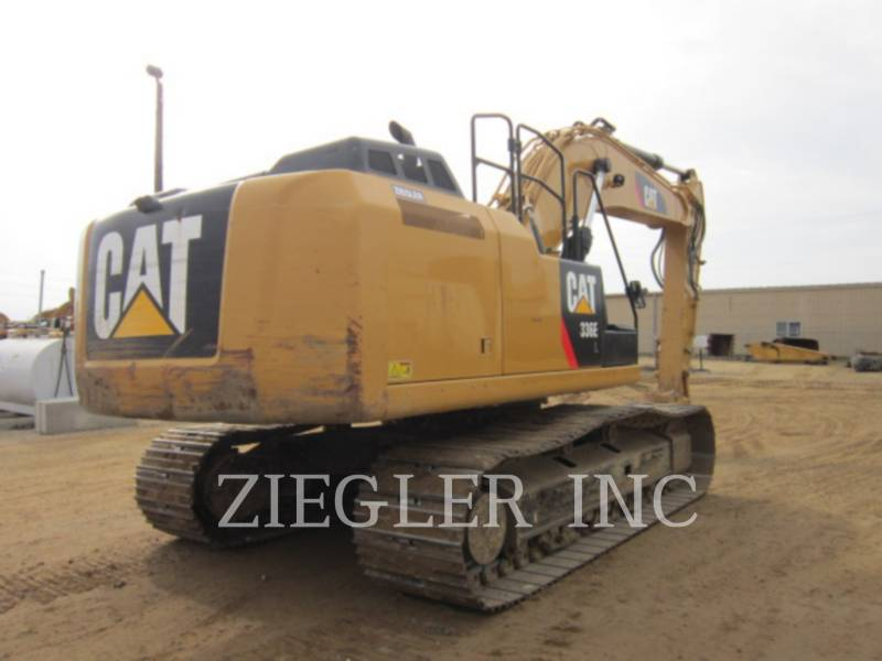 CATERPILLAR PELLES SUR CHAINES 336ELH2 equipment  photo 2