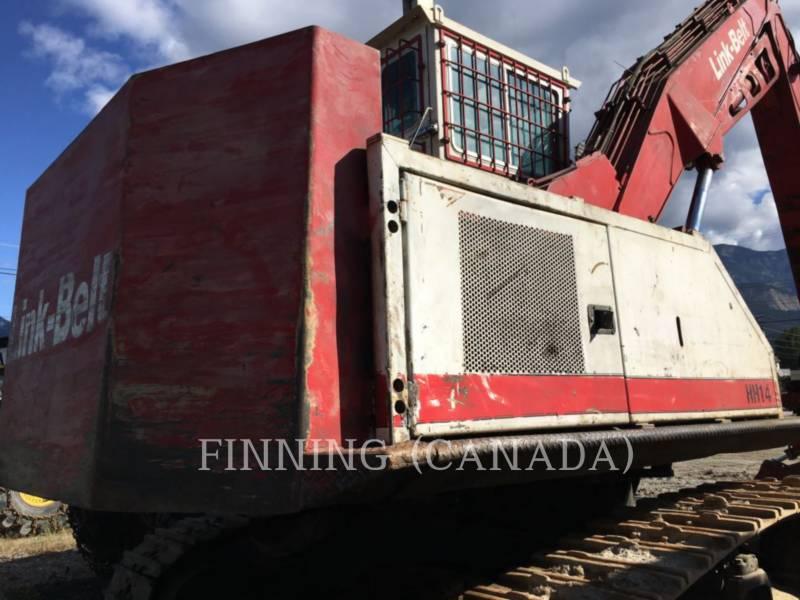LINK-BELT CONST. LEŚNICTWO – ŁADOWARKI BALI LS4300 equipment  photo 4