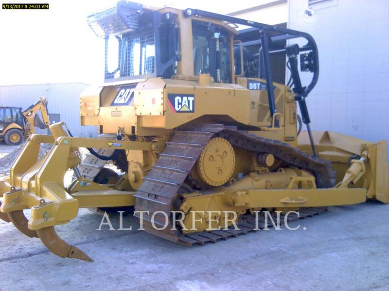 CATERPILLAR TRACTEURS SUR CHAINES D6T XW R equipment  photo 4
