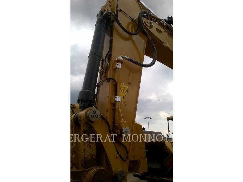 CATERPILLAR TRACK EXCAVATORS 349E equipment  photo 6