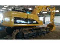Equipment photo CATERPILLAR 329DL KOPARKI GĄSIENICOWE 1