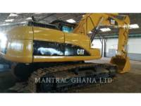 Equipment photo CATERPILLAR 329 D L REACH TRACK EXCAVATORS 1