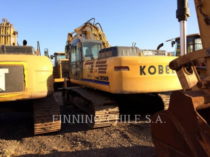KOBELCO / KOBE STEEL LTD トラック油圧ショベル SK350 ME equipment  photo 3