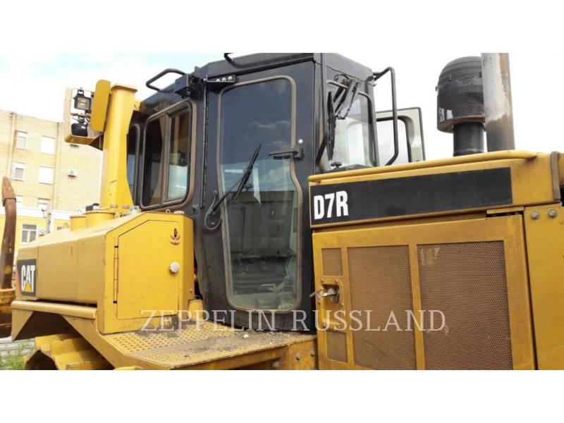 CATERPILLAR TRACTEURS SUR CHAINES D7R equipment  photo 16