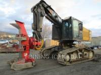 Equipment photo Caterpillar 552 SILVICULTURĂ – MAŞINI DE ADUNAT COPACI 1